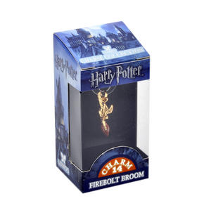 Firebolt - Noble Collection Charm #14 - Harry Potter Lumos Charity Thumbnail 3