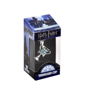 Tri Wizard Cup - Noble Collection Charm #7 - Harry Potter Lumos Charity Thumbnail 3