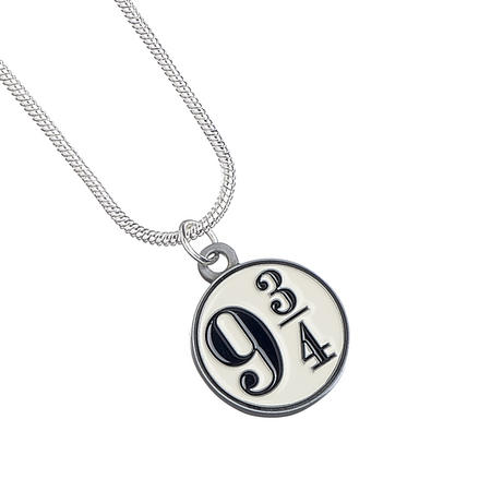 Platform 9 3/4 - Harry Potter Necklace WN0011