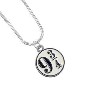 Platform 9 3/4 - Harry Potter Necklace WN0011 Thumbnail 1