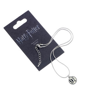 Platform 9 3/4 - Harry Potter Necklace WN0011 Thumbnail 2