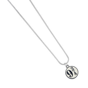 Platform 9 3/4 - Harry Potter Necklace WN0011 Thumbnail 4