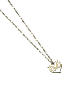Owl Face -  Fantastic Beasts Necklace FN0008 Thumbnail 3