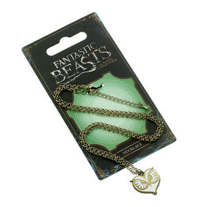 Owl Face -  Fantastic Beasts Necklace FN0008 Thumbnail 4
