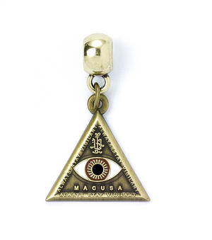 Triangle Eye - Fantastic Beasts Slider Charm FC0004 Thumbnail 1