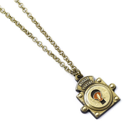 Muggle Worthy - Fantastic Beasts Necklace FN0014