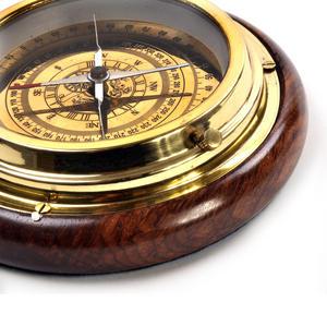 Marine Desk Compass - Brass Thumbnail 3