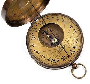 Royal Navy Kelvin Replica Mariner's Compass Thumbnail 3