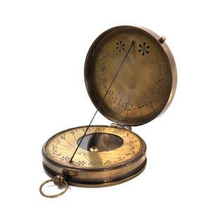 Royal Navy Kelvin Replica Mariner's Compass Thumbnail 4