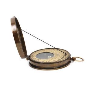 Royal Navy Kelvin Replica Mariner's Compass Thumbnail 6