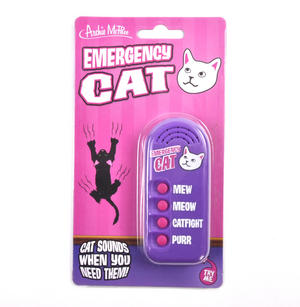 Emergency Cat Sound Machine Thumbnail 3