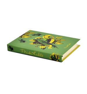 Frida Kahlo - Bonito the Parrot A6 Hardback Notebook Thumbnail 3