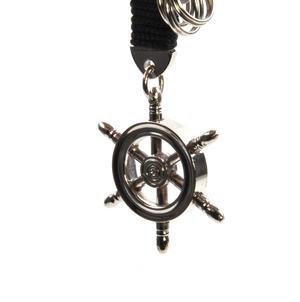 Ship's Wheel - Key Fob with Three Keyrings Thumbnail 2