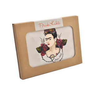 Frida Kahlo Portrait Set of Four Place Mats / Tablemats Thumbnail 2