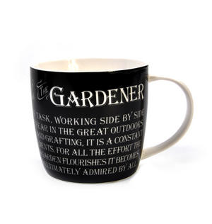 The Gardener - Enamel Mug and Tin Gift Set Thumbnail 2