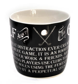Golf Addict - Enamel Mug and Tin Gift Set Thumbnail 3