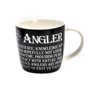 The Angler - Enamel Mug and Tin Gift Set Thumbnail 2