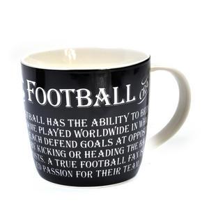 Football Crazy - Enamel Mug and Tin Gift Set Thumbnail 2