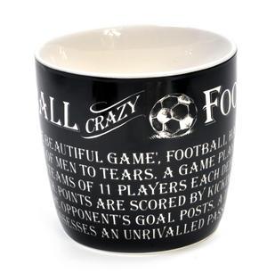Football Crazy - Enamel Mug and Tin Gift Set Thumbnail 3
