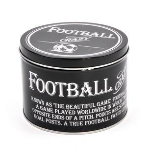 Football Crazy - Enamel Mug and Tin Gift Set Thumbnail 4