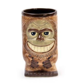 Bigfoot Tiki Big Mug Thumbnail 1