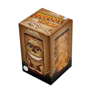 Bigfoot Tiki Big Mug Thumbnail 4