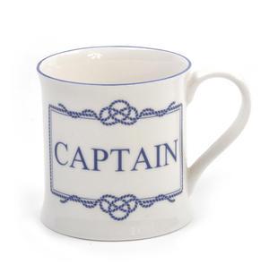 Captain Campfire Porcelain Mug - White Thumbnail 1