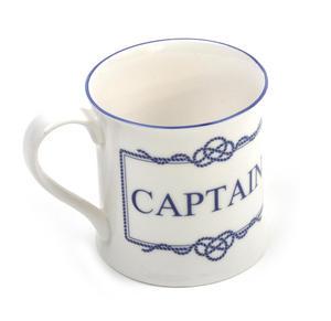 Captain Campfire Porcelain Mug - White Thumbnail 2