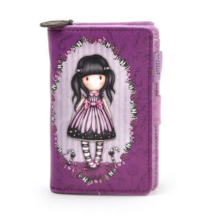 Sugar and Spice Small Wallet by Gorjuss