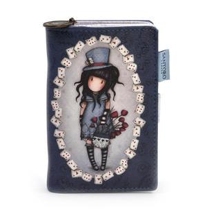 Hatter Small Wallet by Gorjuss
