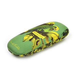 Frida Kahlo Bonito the Parrot Glasses Case and Lens Cloth Set Thumbnail 3