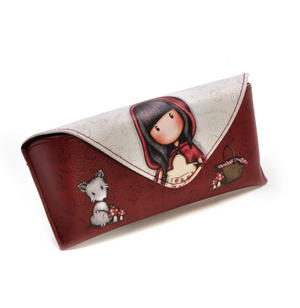 Little Red Riding Hood - Large Glasses Case by Gorjuss Thumbnail 3