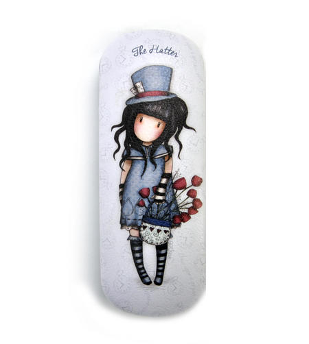 Hatter - Glasses Case by Gorjuss