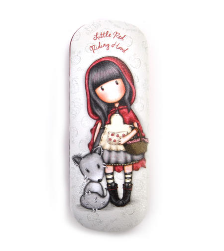 Little Red Riding Hood - Glasses Case by Gorjuss
