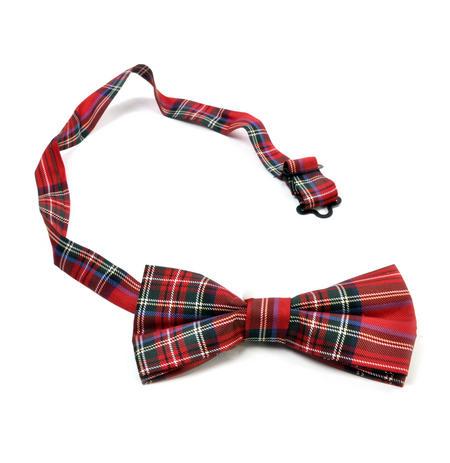 Tartan Bow Tie by St. George Dresswear