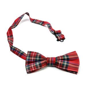 Tartan Bow Tie by St. George Dresswear Thumbnail 1