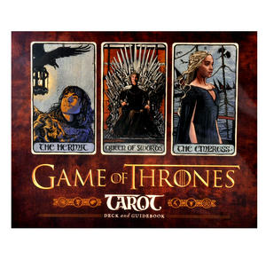 Game of Thrones Tarot Deck and Guidebook Box Set Thumbnail 1
