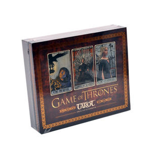Game of Thrones Tarot Deck and Guidebook Box Set Thumbnail 2