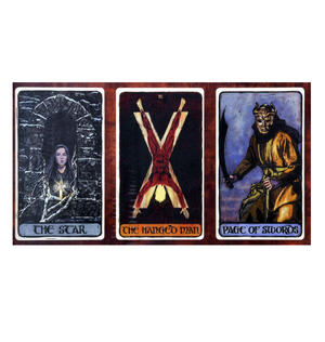 Game of Thrones Tarot Deck and Guidebook Box Set Thumbnail 4