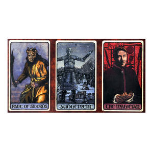 Game of Thrones Tarot Deck and Guidebook Box Set Thumbnail 5