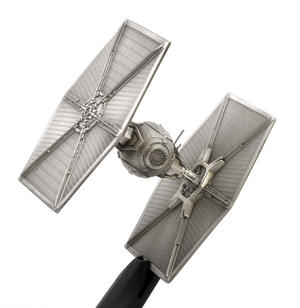 Star Wars TIE Fighter by Royal Selangor Thumbnail 2