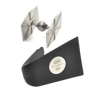 Star Wars TIE Fighter by Royal Selangor Thumbnail 5