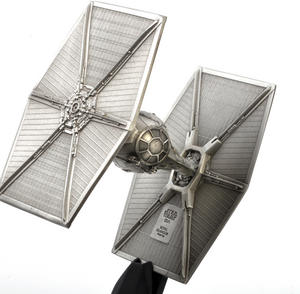 Star Wars TIE Fighter by Royal Selangor Thumbnail 7
