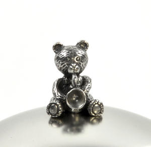 Teddy Bears Picnic - Pewter and Wood Music Box by Royal Selangor Thumbnail 4