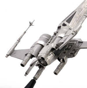 Star Wars X Wing Fighter by Royal Selangor Thumbnail 7