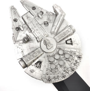 Star Wars Millennium Falcon by Royal Selangor Thumbnail 4