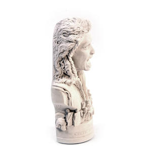 Boudica Statuette - Famous Faces Collection Plaster Bust Thumbnail 6