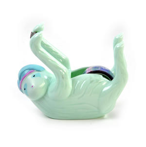 Famalam Sloth Super Shiny Tape Dispenser