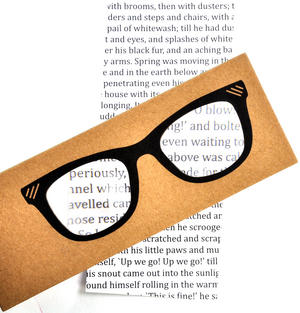 Harry Palmer Yvan Frames Glasses - The Really Useful Magnifying Bookmark  x2 Magnification Thumbnail 2