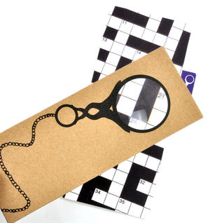 Monocle - The Really Useful Magnifying Bookmark  x2 Magnification Thumbnail 2